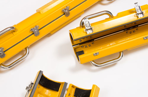 Protective tool cases – details.