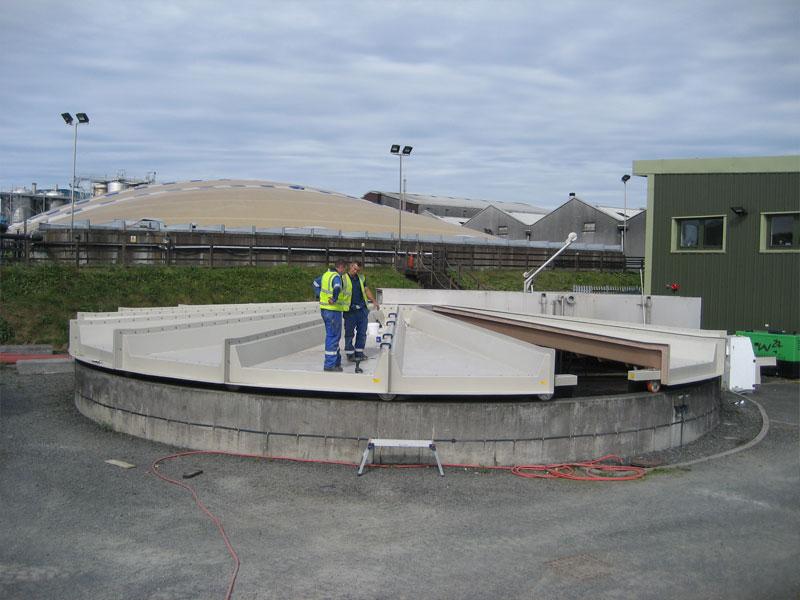 GRP Aberdeen Ltd - GRP Installation - Composites Installation